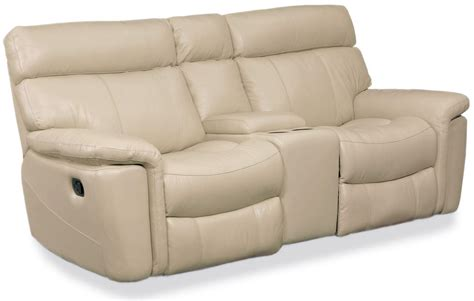 entertainment sofa furniture in stock leather furniture taupe leather entertainment sofa