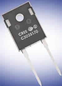 cree schottky diodes semiconductor today
