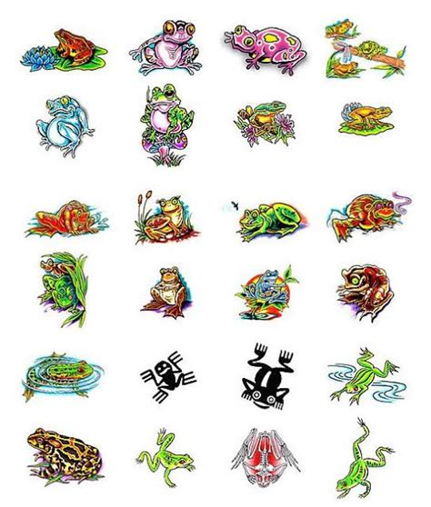 cartoon frog tattoo designs tree frog tatts i like tree frog