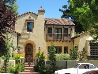 hacienda stil home pläne style houses