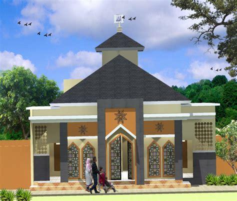 situs desain mushola masjid minimalis modern terbaru info bisnis properti
