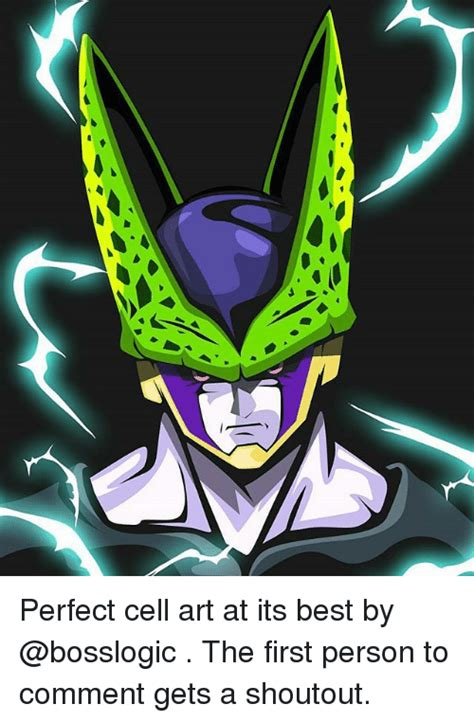 Perfect Cell Meme - 25 best memes about perfect cell perfect cell memes