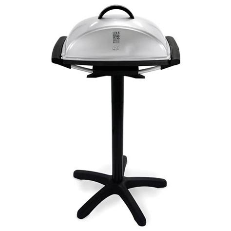 electric grill george foreman electric grill indoor outdoor