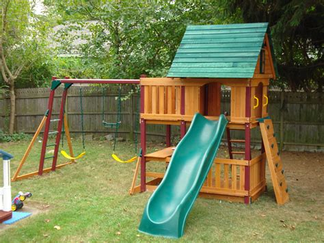 backyard playsets 30 amazing imagination sparking