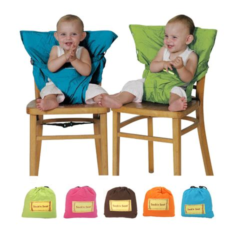 Baby Chair Portable As Seen On Tv Ready infant baby chair car safety seat belt clip cover portable folding brand harness for dining