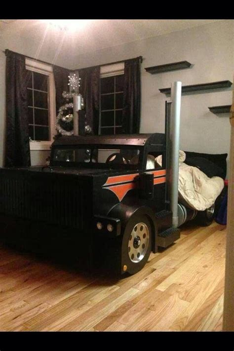 semi truck bed 73 best home decor trucking style images on pinterest