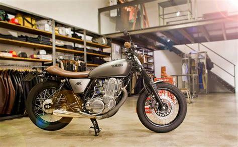 Motorrad Spiegel Vorschriften Schweiz 2017 by Yamaha Sr 400 Quot Projekt Ld Quot Motorrad Fotos Motorrad Bilder