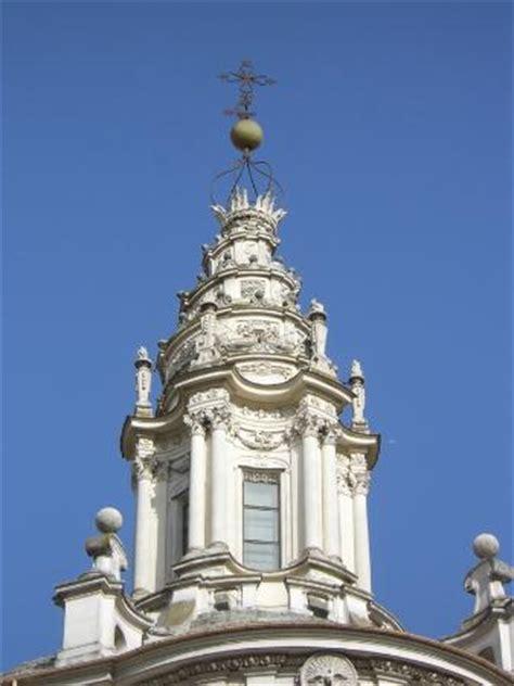 cupola sant ivo alla sapienza lanterna foto di chiesa di sant ivo alla sapienza roma