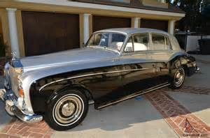 1964 Silver Cloud Rolls Royce 1964 Rolls Royce Silver Cloud Iii