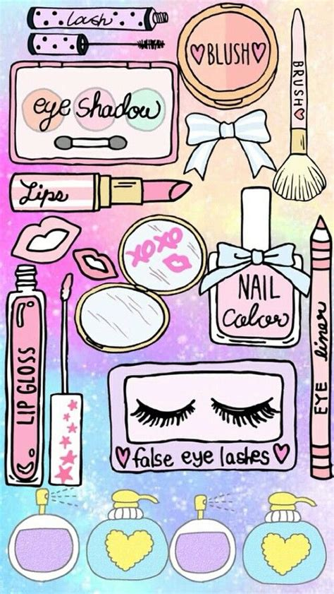 wallpaper cute makeup 261 best images about tumblr on pinterest