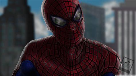 amazing spiderman unrated  hd desktop wallpaper