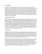 Rebuttal Essay Outline by Sle Argument And Refutation Images Frompo
