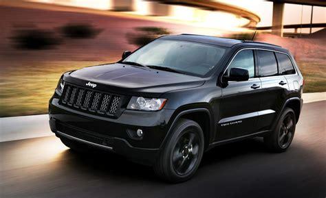 Jeep Grand Altitude Car And Driver