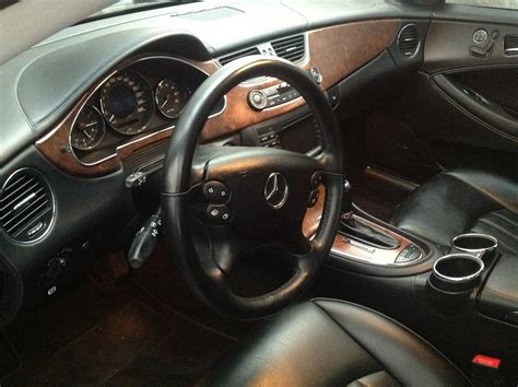 Mercedes Cls 350 Interior by 2006 Mercedes Cls Class Interior Pictures Cargurus