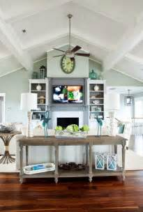 1000 ideas about vaulted ceiling decor on