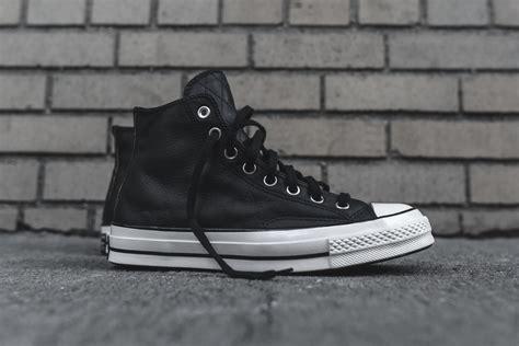 Converse Ct Hi 70s 1970s Original Black White converse chuck all hi 70 prm black white sneaker hypebeast