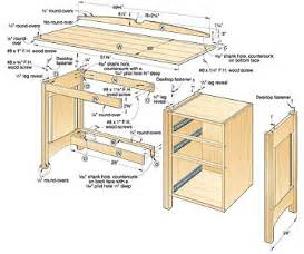pdf plans woodworking projects computer desk bird