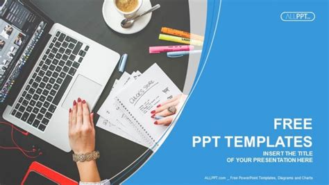 free powerpoint theme templates free computers powerpoint