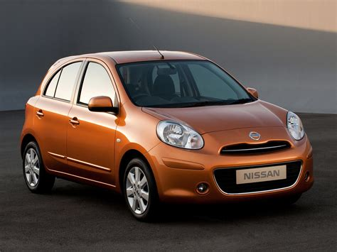 2011 Nissan Micra Japanese Car Photos Review