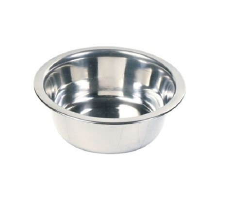 Stainless Bowl Mangkok Stainless 20cm Vavinci trixie stainless steel bowl