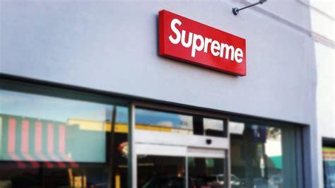 supreme clothing store grailed がメンズウェアブランド売上ランキングを発表 1位はもちろんsupreme fnmnl