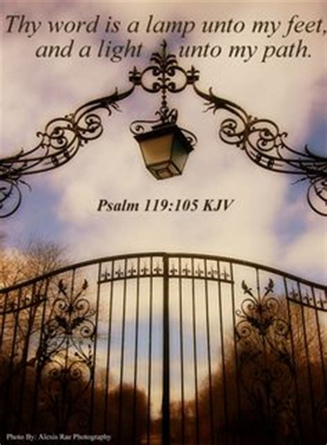 Psalm 119 Thy Word Is A L by Kjv Bible Verses On Psalms Proverbs And