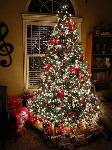 decorated white tree ideas 40 tree decorating ideas