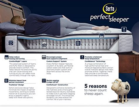 serta perfect sleeper queen air bed with headboard top 10 serta perfect sleeper reviews best mattresses in 2018