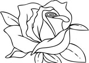 coloring pictures of roses and flowers coloring pages the most beautiful flower