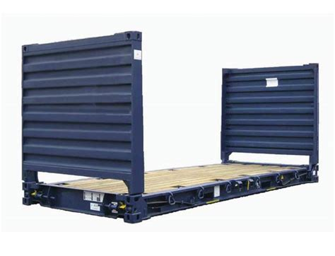 Flat Rack Container by Flat Rack Open Top Containers Welcome To Barship