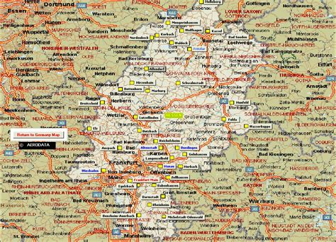 Nassau Germany Birth Records Map Of Hessen Germany Pictures To Pin On Pinsdaddy