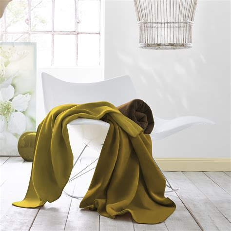 Decke 60 Baumwolle 40 Dralon by Biederlack Decke Duo Cotton Trend 150 X 200 Cm Nutria 5102