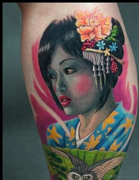 tattoo geisha face 60 brilliant geisha tattoos on shoulder