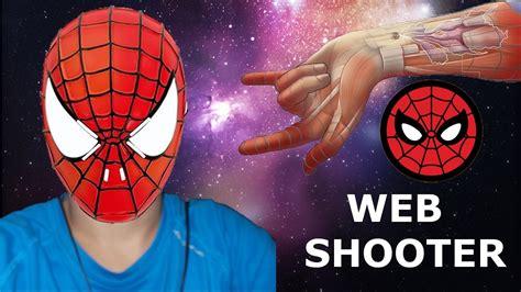 tutorial web shooter как сделать веб шутер туториал how to make web shooter