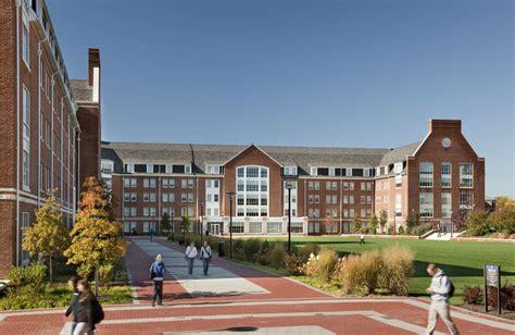 delaware housing university of delaware laird cus housing architizer