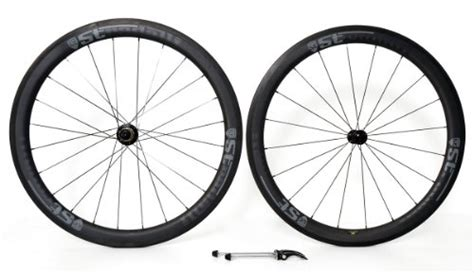 cheap deep section wheels stradalli cycle 174 full carbon 27mm wide deep section 50 50