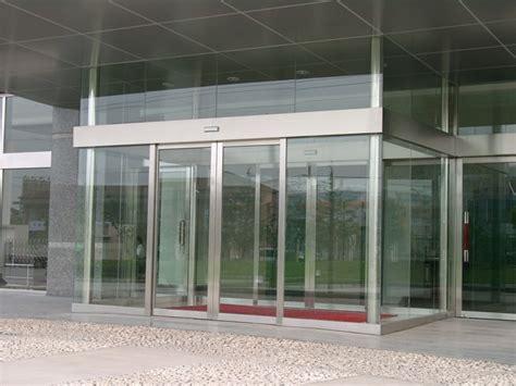 Automatic Aluminium Sliding Doors by Automatic Aluminum Frame Sliding Entrance Door