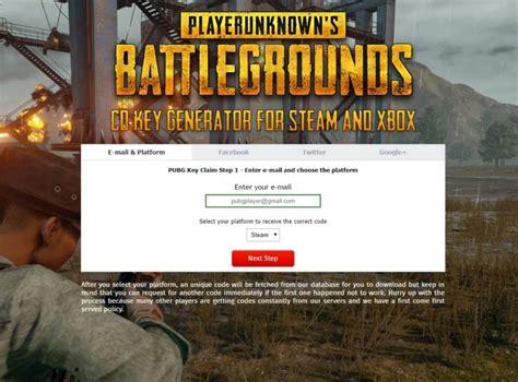 pubg cd key how to get free steam xbox key playerunknown s