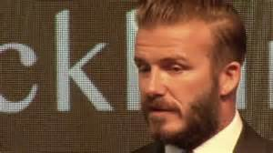 david beckham charity biography david beckham talks about his charity work in singapore