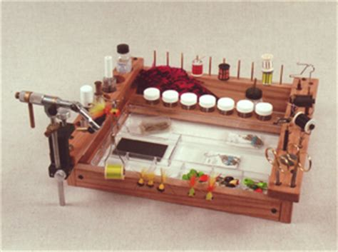 oasis fly tying benches oasis benches and accessories hatches fly tying magazine