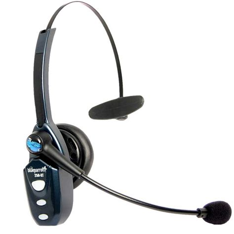 blueparrott roadwarrior b250 xt bluetooth headset for truckers
