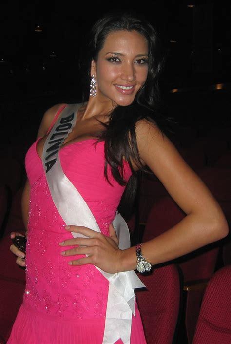 natalia dominique sanda miss bolivia
