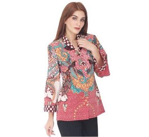 Baju Dinas Guru trend model baju dinas guru setelan batik modern 1000