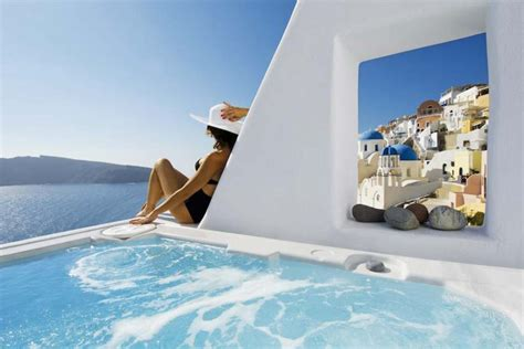 best hotel in santorini oia best luxury and boutique hotels in santorini