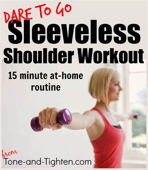 12 arm and shoulder workouts