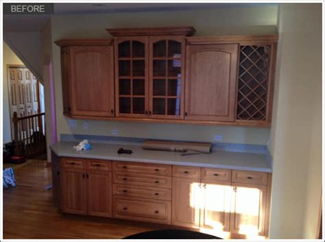kitchen cabinet refinishing park ridge il