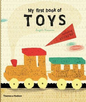 libro a first book of my first book of toys navarro angels 9780500650349