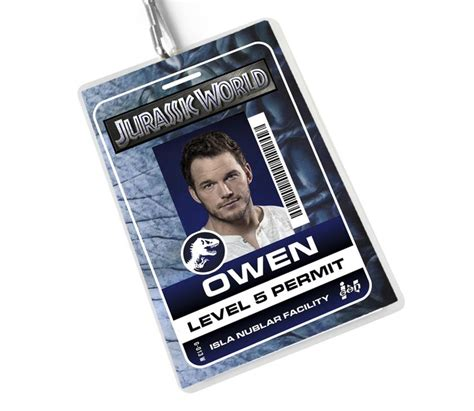 jurassic world id card template 1000 images about joey s birthday on