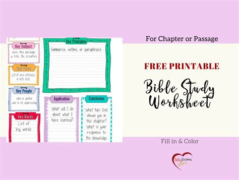 free online bible study lessons free bible journal key worksheet bible journal love