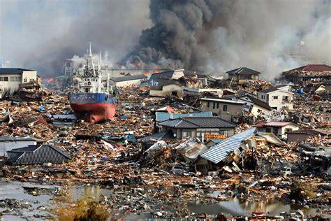 imagenes del japon confusi 243 n y devastaci 243 n tsunami jap 243 n terremoto y
